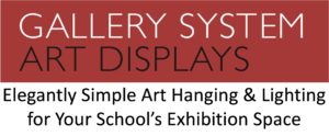 Gallery System Art Displays