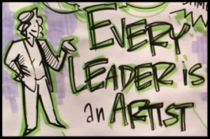 Every Leader is an Artist
