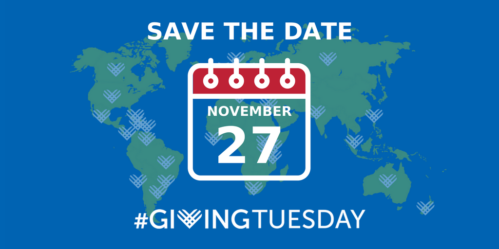 Giving Tuesday Nov 27